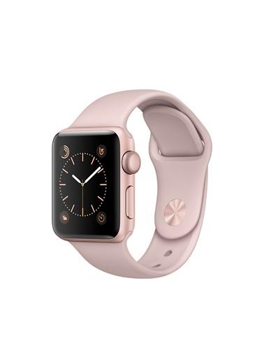 Series 2 38 mm Roze Altın Rengi Alüminyum Kasa-Apple